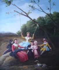 Columpio Goya 1